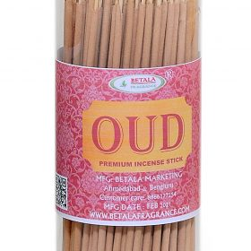 Betala Fragrance oud oudh Flavour Perfumed Incense Sticks buy agarbatti incense stick online in india